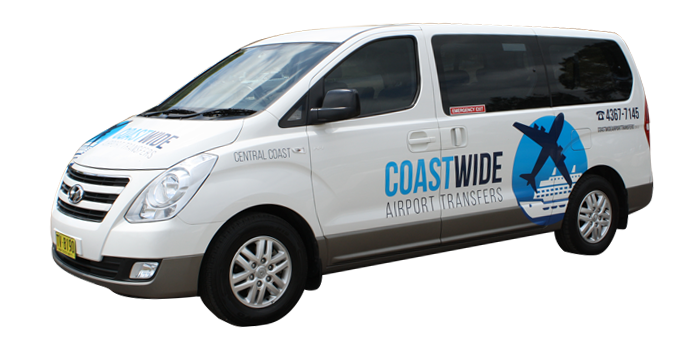 Coastwide Airport Transfers Sydney Cruise Ship Transfers, Central Station Transfers Sydney City Airport & Hotel Transport Hyundai Imax