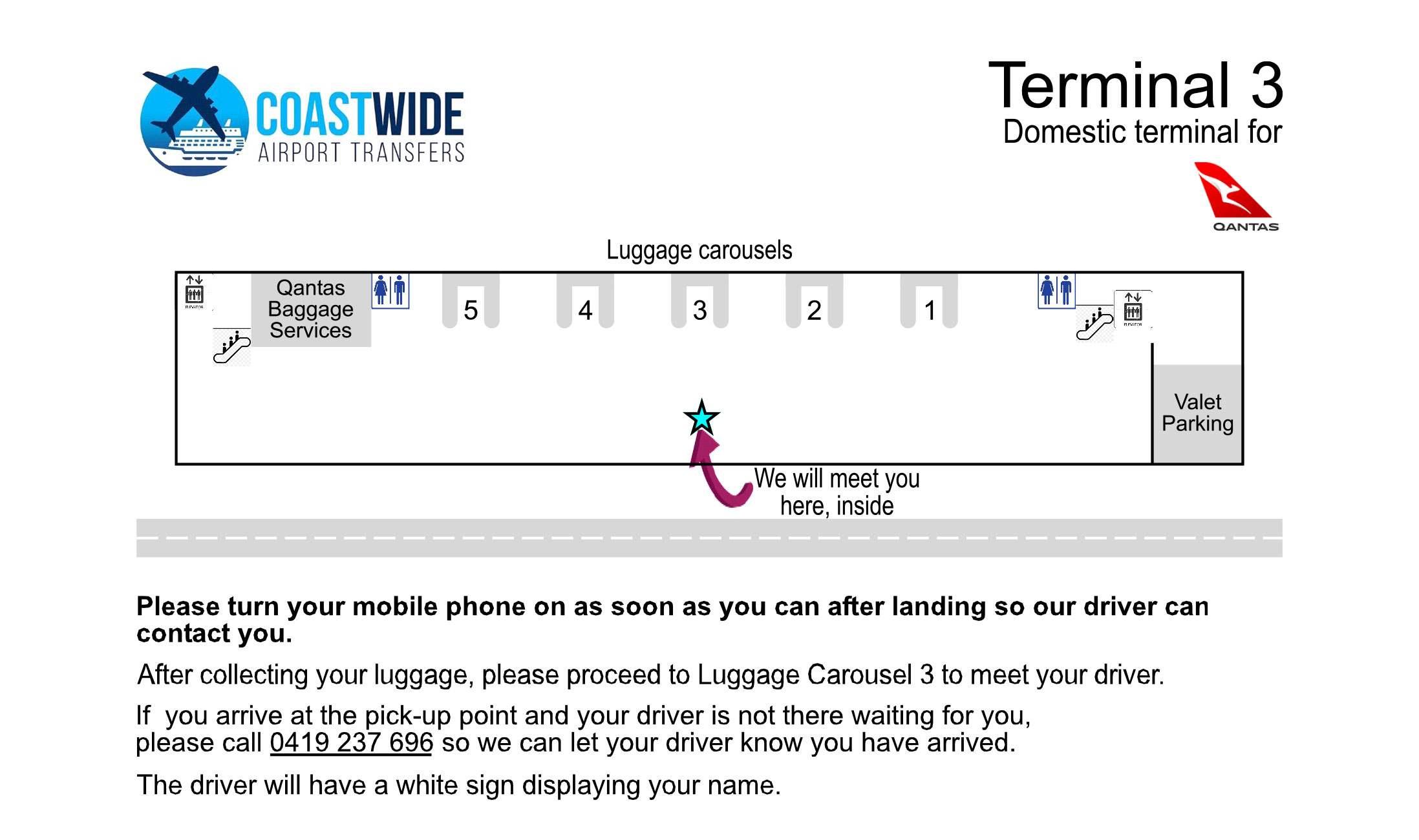 Terminal 3 - Domestic